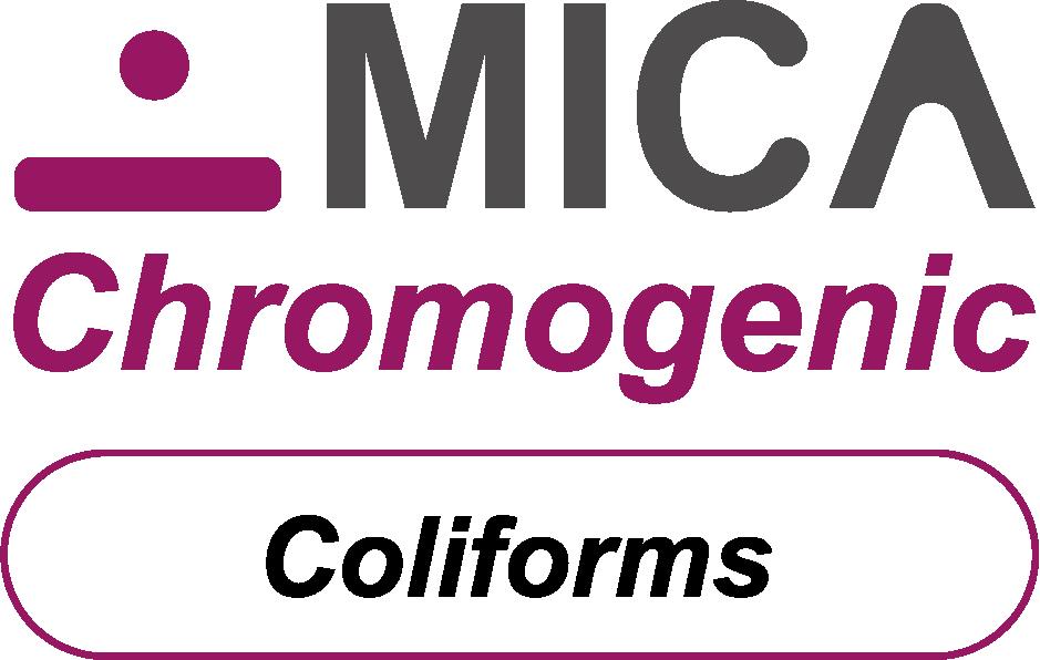 Chromogenic solution avec MICA pour l'énumération rapide de bactéries coliformes